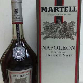 Martell Napoleon Cordon Noir Cognac 馬爹利青樽干邑 700ml