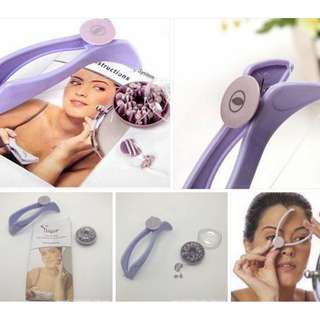 Slique Face & Body Hair Threading tool
