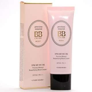 Etude House Precious Mineral Beautifying Block (BB) Moist Cream
