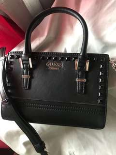 authentic pre-loved Guess sling bag