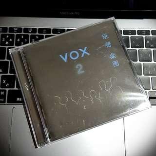 🚚 玩聲樂團 VOX2專輯