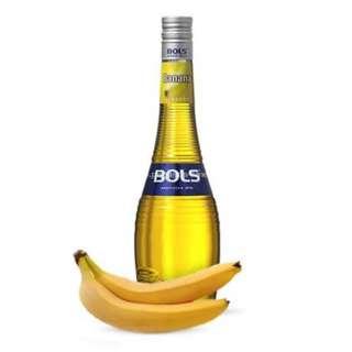 Bols Liqueur - Banana 波士力嬌酒 - 香蕉味