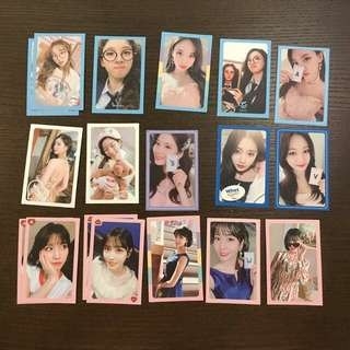 [wtt] Twice what is love album photocards