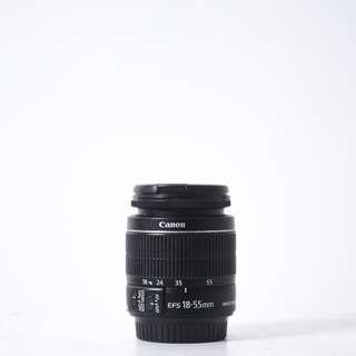Canon EF-S 18-55mm F3.5-5.6 IS II