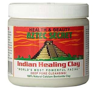SOLD OUT Aztec Secret Indian Healing Clay