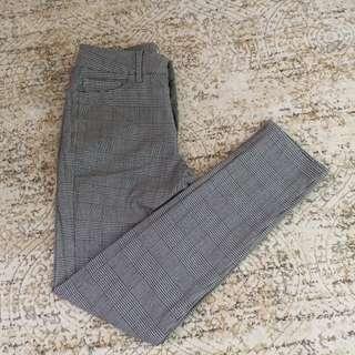 Global work skinny trousers
