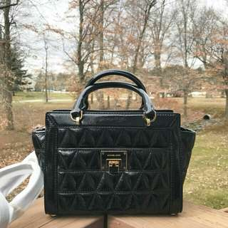 Readystock Michael Kors Vivianne in  Black
