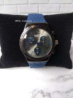 Swatch Rubber Navy