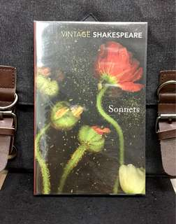 # Novel《Bran-New + Timeless Classic Collection Fiction/English Literature 》William Shakespeare - SONNETS : With An Introduction By Germaine Greer