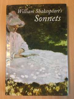 William Shakespeare's Sonnets Hardback