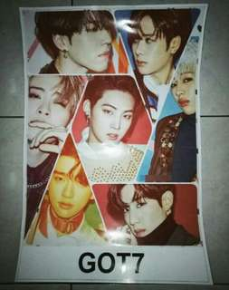 Poster GOT7