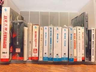 東方神起CD、DVD