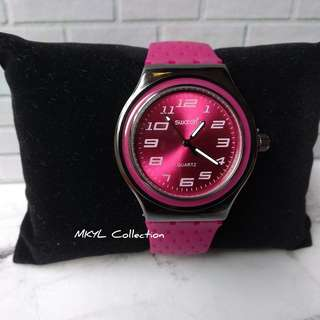 Swatch Rubber Fuchsia