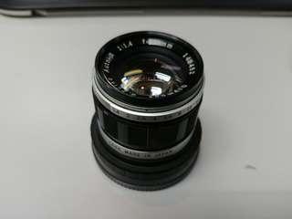 Zuiko 40mm 1.2