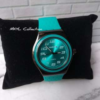 Swatch Rubber Tosca