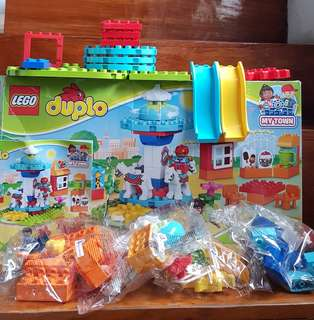 Lego Duplo my town