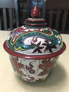 民国陶瓷罐