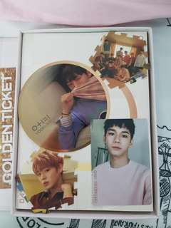 WTT Wanna One I Promise You