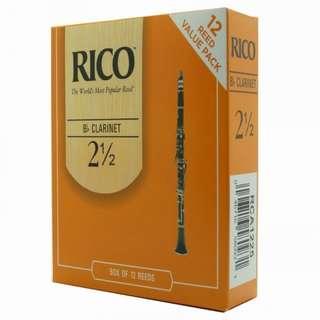 Rico Bes Clarinet Reeds