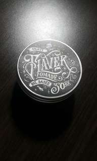 Pomade oil based