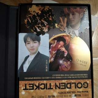 [WTS] WANNA ONE I.P.U ALBUM NIGHT VERSION