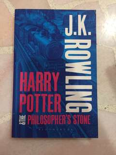 Harry Potter and the Philosopher's Stone by JK Rowling