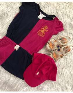(Eda may22-28) ralph lauren rare & mini melissa set