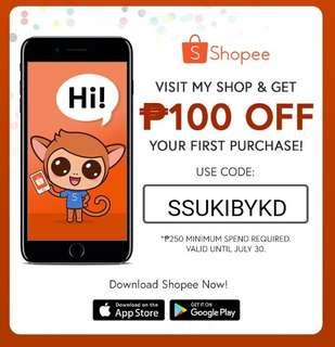 Shopee Code