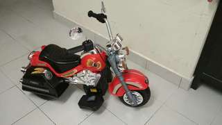 Harley motorbikes for kids