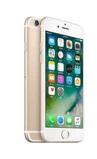 iPhone 6 64GB /有想要辦理新品歡迎詢問!(學生、上班族、軍人)皆可詢問!