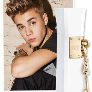 The Key Justin Bieber 100ML Authentic