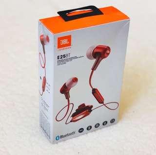 JBL E25BT Wireless In-ear Headphones