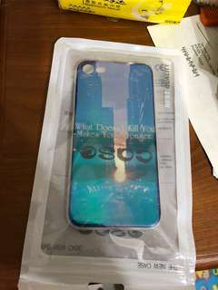 iPhone 7 and 8 silicon phone casing