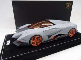 Lamborghini Egoista 1:18 scale car model