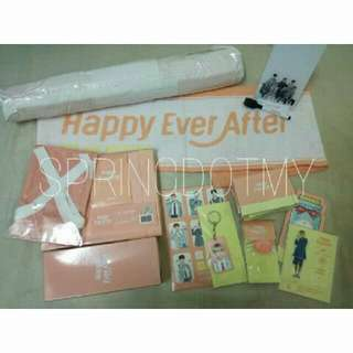 [ READY STOCK ] BTS 4th Muster Fanmeeting Official Merchandise