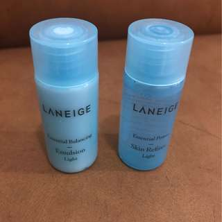 Trial Kit by Laneige