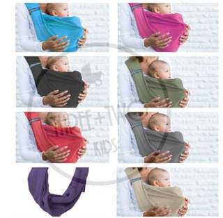 [Instocks] The Minimonkey Classic 4-in-1 baby sling