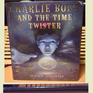 Charlie Bone and the Time Twister Hardcover