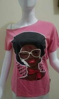 Pink madame