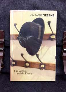 # Novel《Bran-New + Timeless Classic Collection Fiction/English Literature 》Graham Greene - THE CAPTAIN AND THE ENEMY