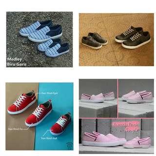 Sepatu couple