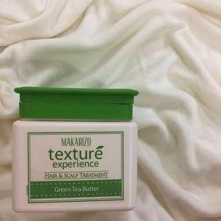 MAKARIZO Texture Experience Green Tea Butter