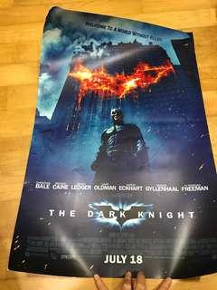 The Dark Knight Poster