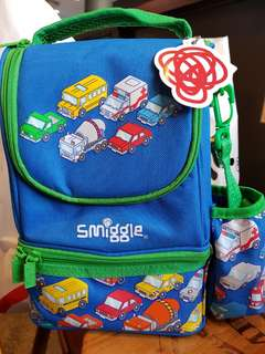SMIGGLE Lunchbox