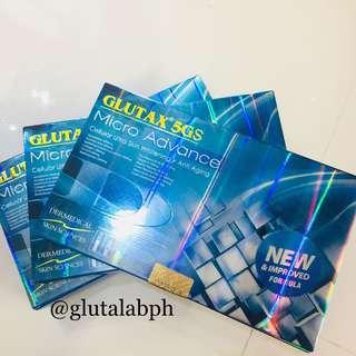 GLUTAX 5gs MICRO ADVANCE w/ ANTI AGING