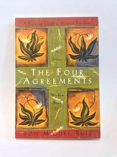 Don Miguel Ruiz The Four Agreements