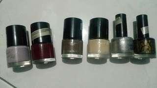 Nail polish oriflame