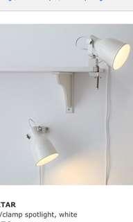 Ikea wall lamp