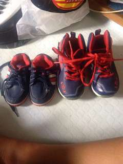 kids shoes take all for 300