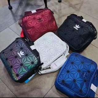 Adidas X Issey Miyake Mini Airliner Bag - Authentic